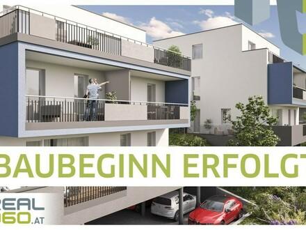 BAUBEGINN erfolgt KIRCHSCHLAG BEI LINZ Maisonette mit Garten und Dachterrasse! - HAUS C | TOP 9