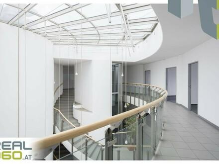 Moderne und helle Büroflächen im Ausmaß von ca. 474m² in toller Verkehrslage an der Traunerkreuzung!