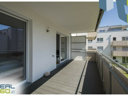 Neubauwohnung mit riesigem sonnigen 14m² Balkon in Neuhofen/Dambach!!