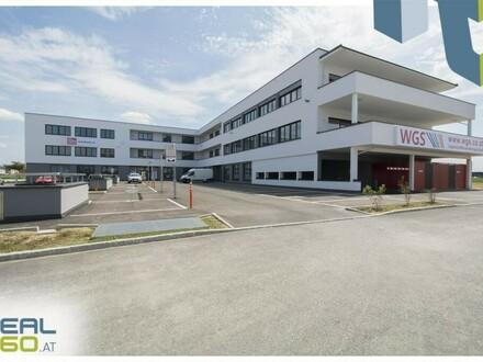 ERSTBEZUG - Neubau-Büroflächen mit modernster Ausstattung in Leonding zu vermieten!