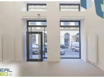 Moderne und generalsanierte Geschäftsfläche in Linz - nahe Landstraße - zu vermieten!