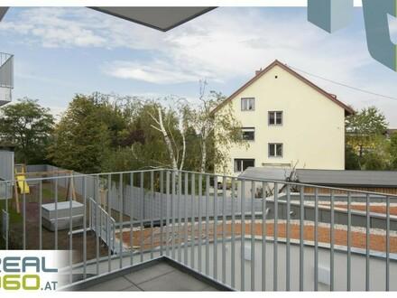 Wohnung in Linz mit hochwertiger Küche und Balkon zu vermieten!
