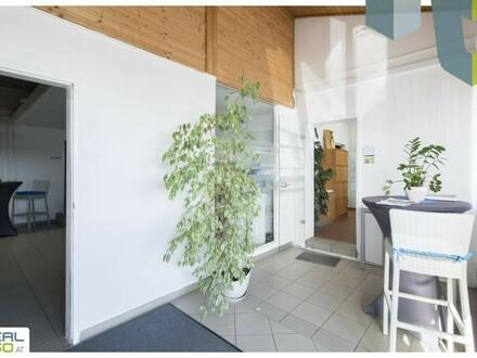 Provisionsfrei - Ebenerdige und klimatisierte Bürofläche in Linz-Hörsching zu vermieten!