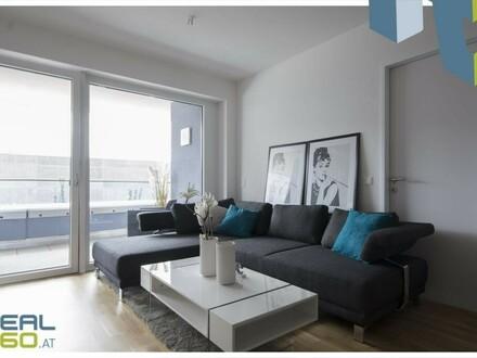 LENAUTERRASSEN - am Balkon die Abendsonne genießen - perfekte 3-Zimmer Wohnung!