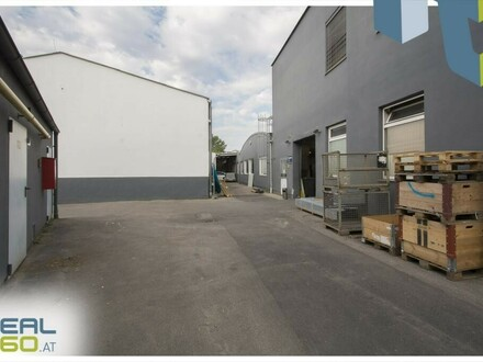 Perfekt gelegenes Gewerbeobjekt in Linz-Süd nahe Infra Center zu vermieten!!