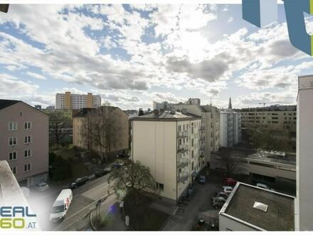 Wohnung inkl. Waschmaschine und Küche in idealer Stadtlage!