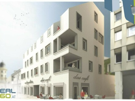 Optimale Geschäftsfläche und/oder Gastrofläche in komplett saniertem Gebäude unweit der Linzer Landstraße zu verkaufen!