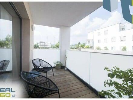 Extravagante 2-Zimmerwohnung mit Blick ins Grüne!