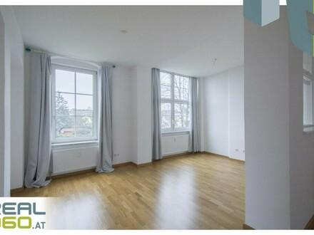 Zentral gelegene 2-Zimmer Wohnung mit separater Küche und großem Wohnbereich!