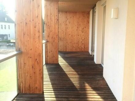 Grüne Stadtoase - neue 3 Zimmer Wohnung mit großer Loggia