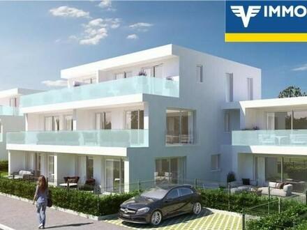Penthousewohnung PROVISIONSFREI mit 31m² Dachterrasse und zwei Tiefgaragenplätze