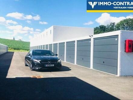 Wertbeständige PKW Garagen in Linz Land zu kaufen!