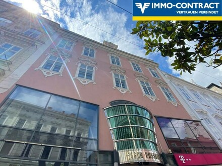 Altbauflair | Schön sanierte 3-Zimmer-Wohnung an der Linzer Landstraße