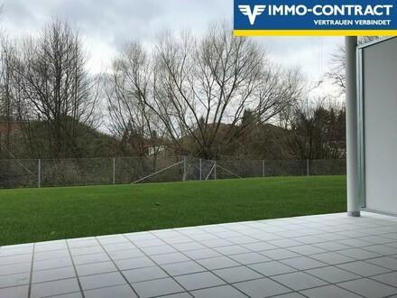 Wunderschöne 3 Zimmer-Gartenwohnung! Neubau/Erstbezug inkl. Tiefgaragen-Parkplatz! (provisionsfrei!)