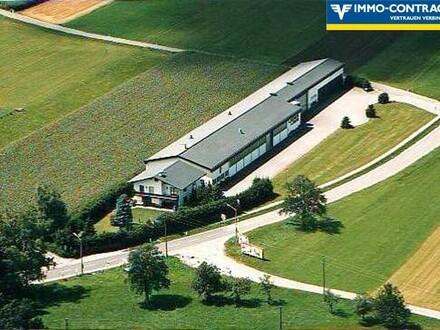 Bürohaus und Lagerhallen in TOP-Lage nahe Autobahnanschluss St. Georgen
