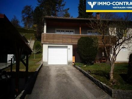 Nettes Einfamilienhaus in ruhiger Siedlungslage und Bergblick zu kaufen! Angebot liegt vor!