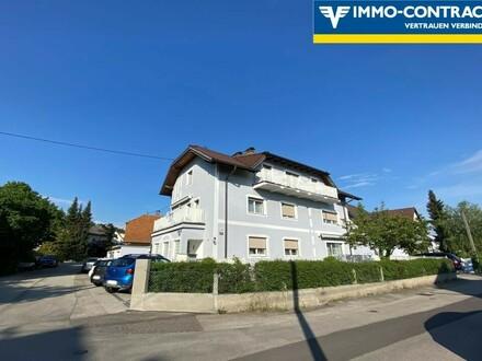 3-Zimmer-Eigentumswohnung in stadtnaher & ruhiger Siedlungslage mit Balkon
