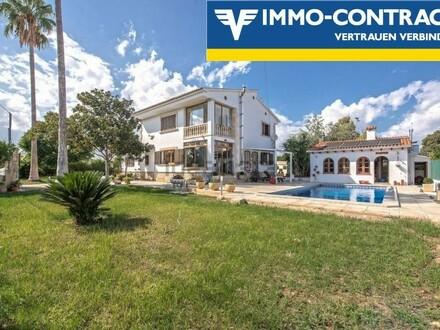 NEUER PREIS! Sehr schönes Chalet mit Garten und Pool Nähe Palma zu kaufen!