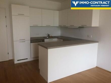 Grüne Stadtoase - neue 3-Zi-Wohnung mit großer Loggia