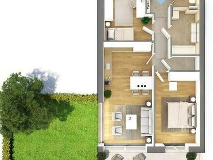 Eigentumswohnung mit Garten und Terrasse PROVISIONSFREI
