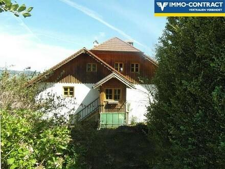 Großzügiges Landhaus mit traumhaftem Atterseeblick