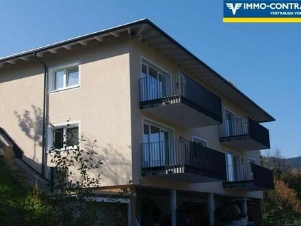 """""""AUSSICHTSREICH"""" - Großzügige 2-Zimmer Wohnung mit Balkon - NEUBAU ERSTBEZUG!"""