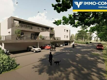 Sonnige Wohnung mit Loggia in Zentrumslage inkl. PKW Stellplatz