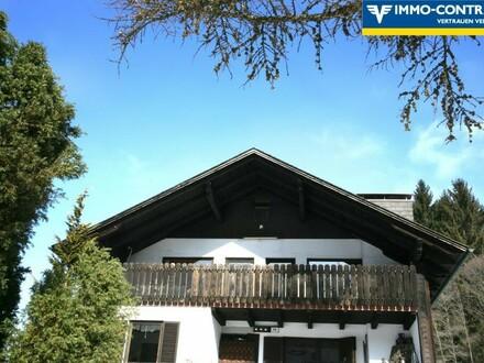 IDYLLISCHES Einfamilienhaus in Ruhelage am Bach