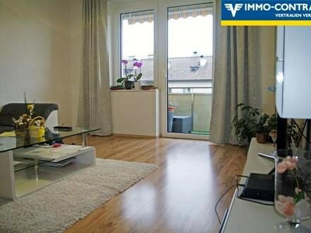 Mondsee - TOP renovierte 3-Zimmer Wohnung mit Balkon