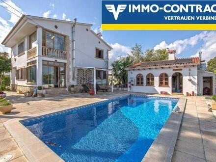 Mallorca besuchen..Sehr schönes Chalet mit Garten und Pool Nähe Palma zu kaufen!