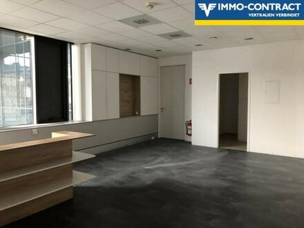 Kleines modernes Büro in zentraler Lage - in großen Bürogebäude