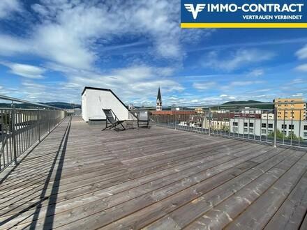 DACHTERRASSENTRAUM! Erstbezug! Einzigartige und traumhafte Wohnung mit ca. 70m2 großer Dachterrasse