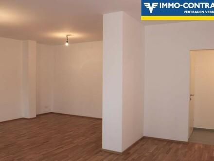 Erstbezug! Moderne zentrumsnahe 2-Raum-Wohnung mit westseitigem Balkon
