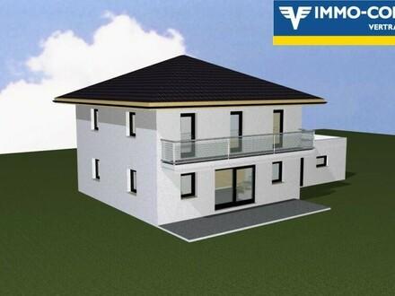 Einfamilienhaus - sonnige Lage - Neubauprojekt
