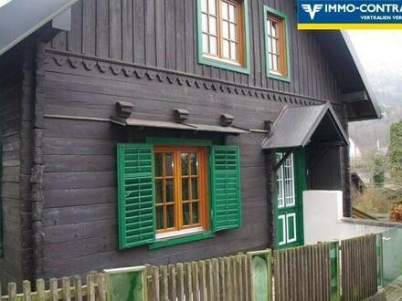 Gemütliches Knusperhaus am Attersee - nur 200m zum See!