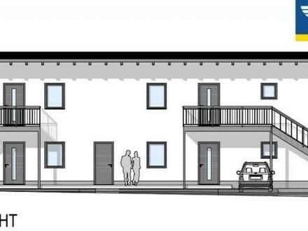 Neubau: Ideale 2-Zi-Whg am Stadtrand!