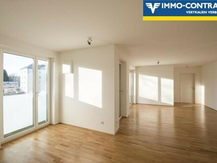 3-Zi-Neubau-Eigentumswohnung mit schöner Ausstattung