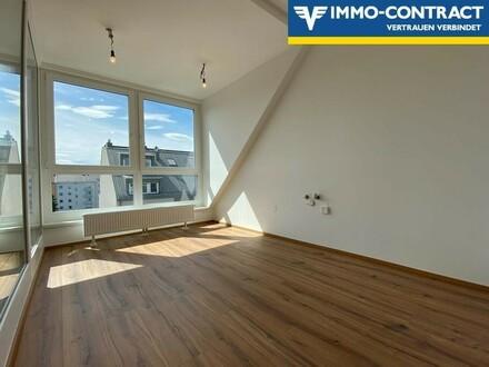 Erstbezug | Lichtdurchflutete Wohnung mit 10m² großer Loggia