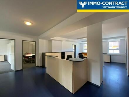 Schöne, helle Büroräumlichkeiten