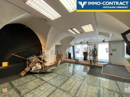 Zentral, günstig & werbewirksam | Ihr neues Geschäftlokal in Steyr!