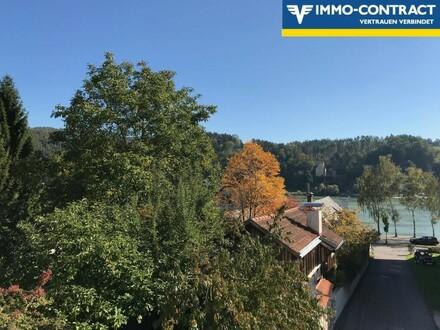 Provisionsfrei!! Exklusive 4-Zimmer-Neubauwohnung mit großer Terrasse & Donaublick