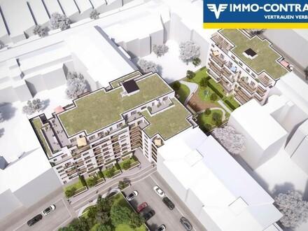 Neubau! 3-Zi-Eigentumswohnung im 14. Bezirk! Auch für Anleger!