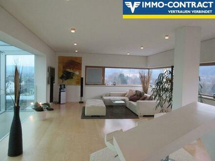 Exklusiv, modern und großzügig - Penthouse mit herrlichem Ausblick