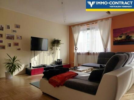 Großzügige Wohnung in zentraler Lage - als Anlageobjekt oder Familienwohnung