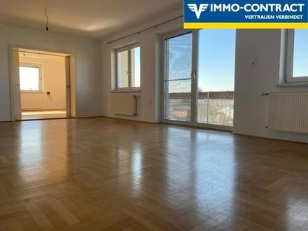 Familienwohntraum mit Pool | Großzügige Wohnung mit Balkon sowie eigenem Garten