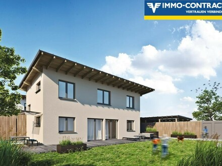 Provisionsfrei: Landidylle - Tolles Einfamilienhaus - Neubau