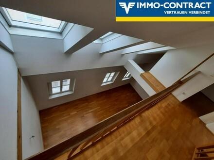 schöne 4 Zimmer Maisonettewohnung über den Dächern von Gmunden
