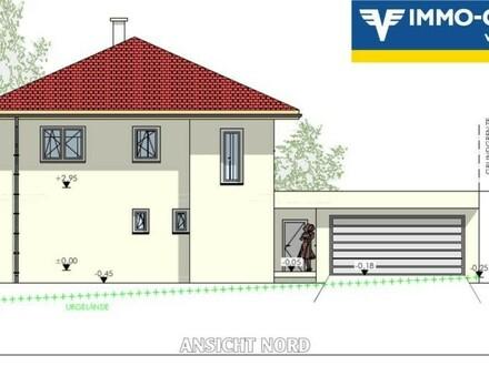 Projekt: Neubau-EFH in toller Lage