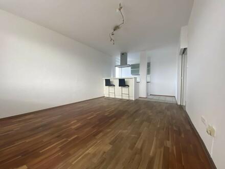 Urbanes Wohnen -- moderne 2-Zimmer-Wohnung mit Balkon