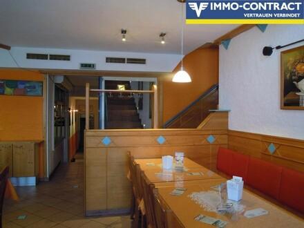 PROVISIONSFREI ! Gastronomie in BESTLAGE - 350m² und GASTGARTEN am Hauptplatz